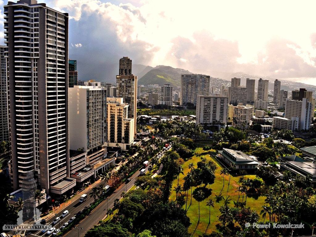 Panorama Honolulu