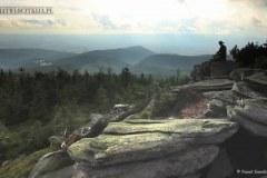 Zaduma nad górami