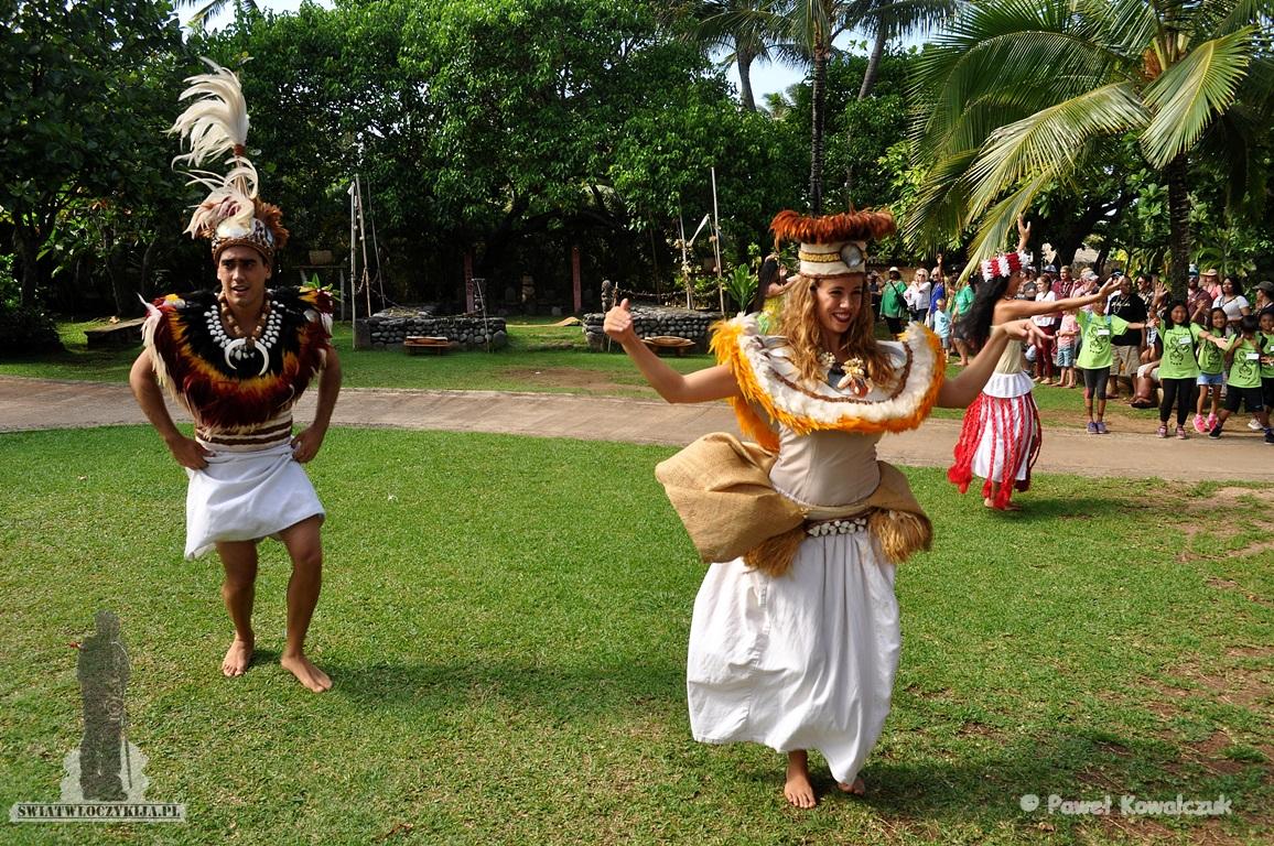 Polinezyjska ceremonia ślubna
