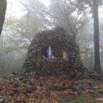 Kapliczka NMP na Łysej Górze