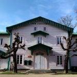 Dom zdrojowy w Iwoniczu Zdrój