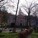 Pałac w Iwoniczu Zdrój
