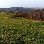 pola i łąki Iwonicz Zdrój
