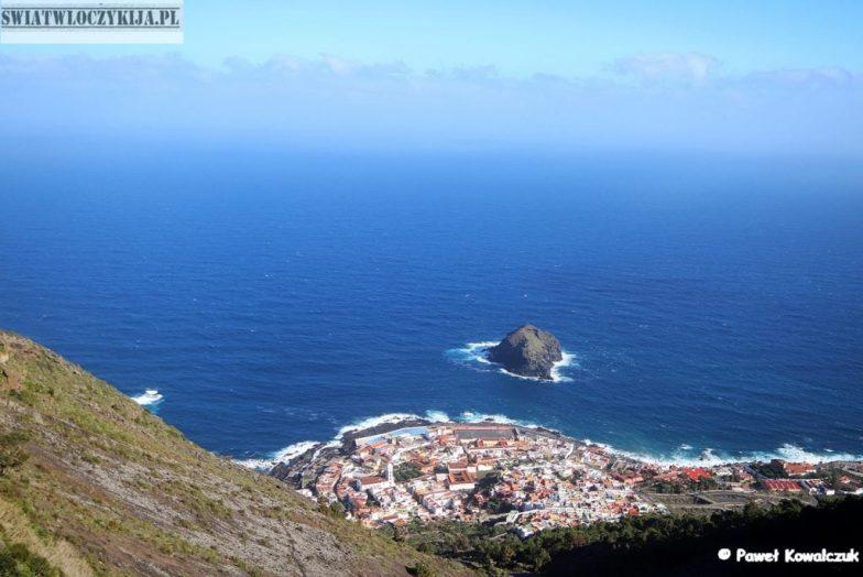 miasto-Garachico - Wyspy Kanaryjskie