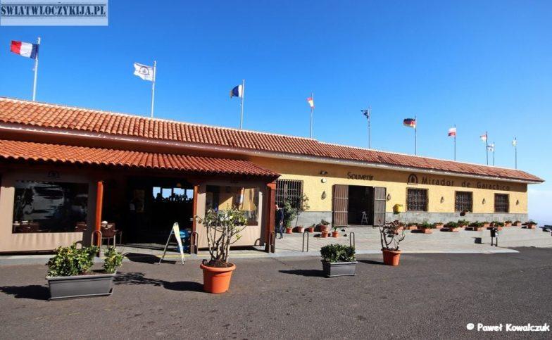 Restauracja-Mirador-de-Garachico - Wyspy Kanaryjskie