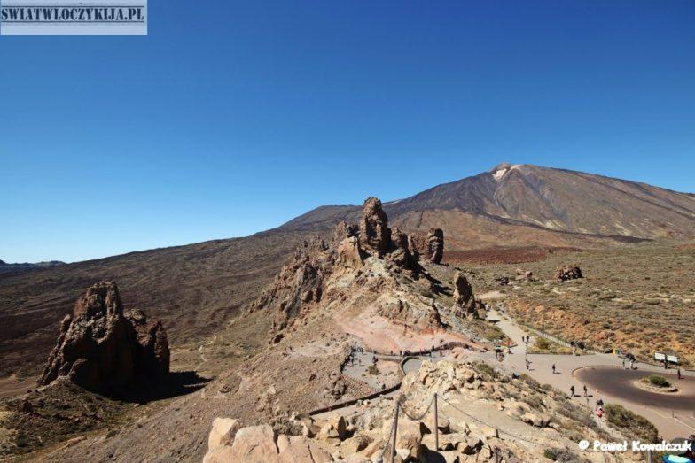 Pico-del-Teide - Wyspy Kanaryjskie