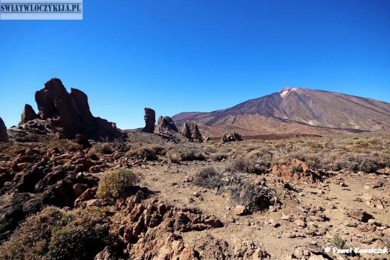 wólkan Teide - Wyspy Kanaryjskie