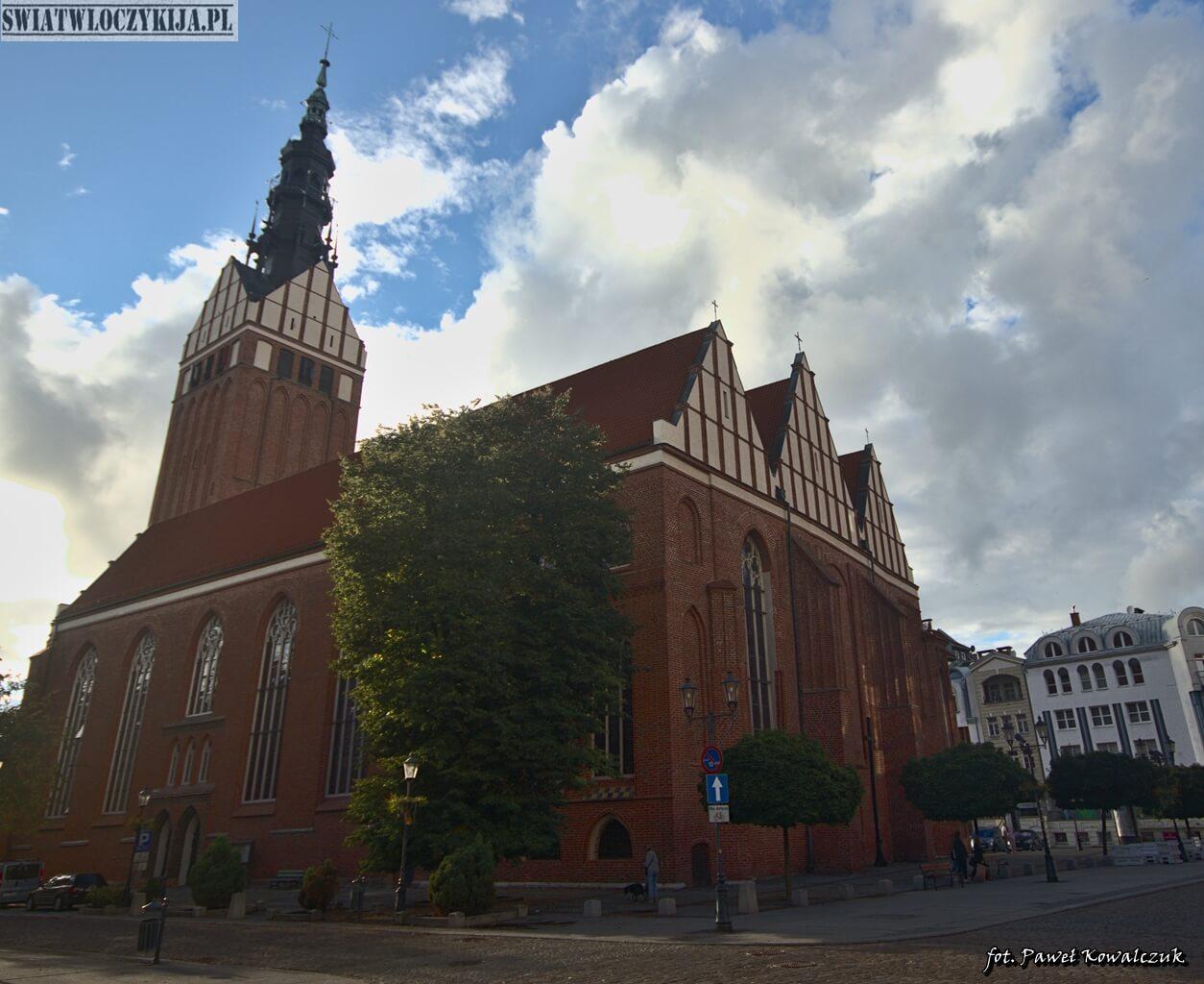 Elbląg- Katedra Św. Mikołaja (tył)