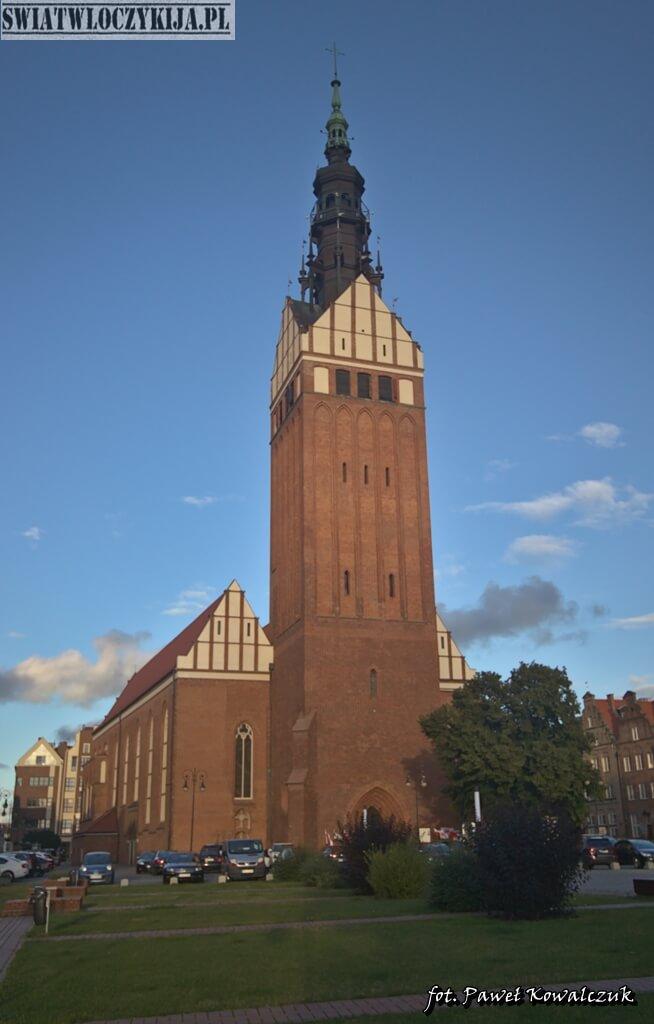 Elbląg- Katedra Św. Mikołaja (front)